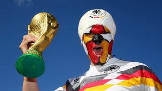 Сборная германии победила в финальном